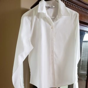 Tops - White button down